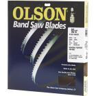 Olson 93-1/2 In. x 1/4 In. 6 TPI Skip Flex Back Band Saw Blade Image 1