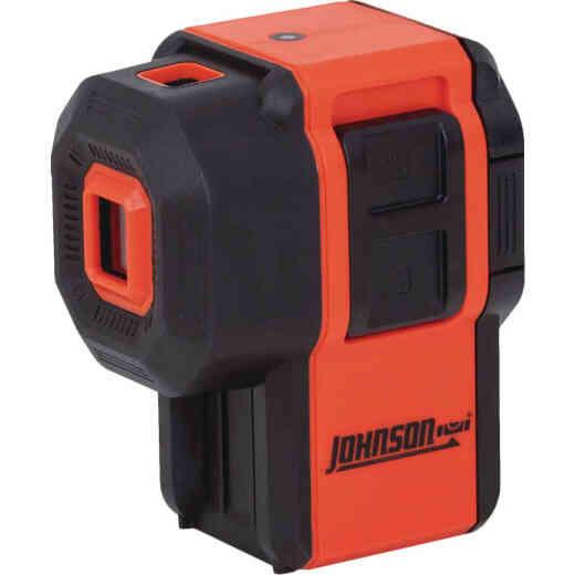 Johnson Level 100 Ft. Self-Leveling 3-Point Laser Level