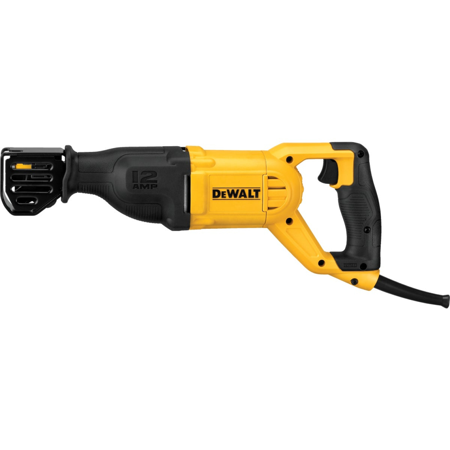 DeWalt 12-Amp Reciprocating Saw Image 8