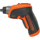 Black & Decker 4 Volt MAX Lithium-Ion 3/8 In. Cordless Screwdriver Kit Image 5