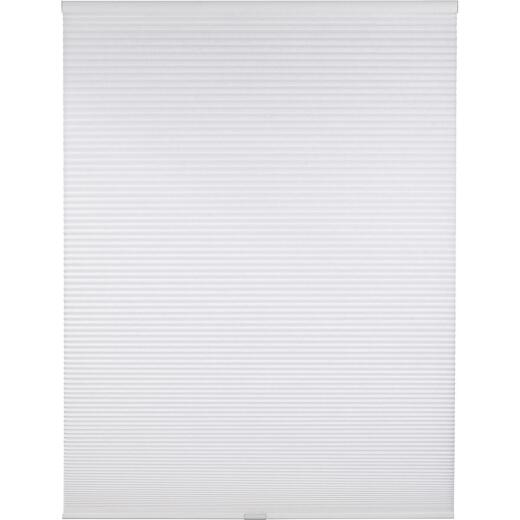 Home Impressions 1 In. Light Filtering Cellular White 29 In. x 72 In. Cordless Shade