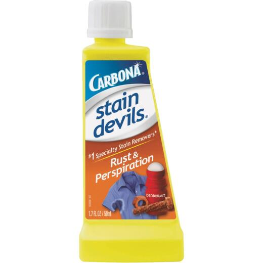 Carbona Stain Devils 1.7 Oz. Formula 9 Rust & Perspiration Stain Remover