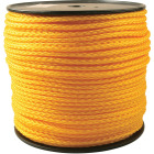 Do it 5/16 In. x 750 Ft. Yellow Braided Polypropylene Rope Image 1