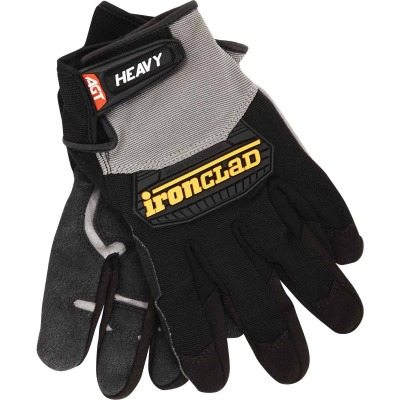 Ironclad Heavy Utility Men's XL Synthetic Leather High Performance Glove