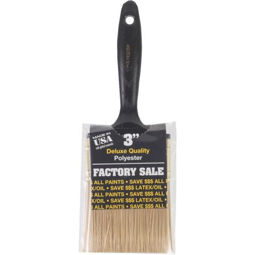 Wooster Factory Sale 3 In. Wall Paint Brush