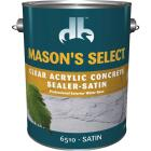 Duckback Mason's Select Clear Satin Concrete Sealer, 1 Qt. Image 1