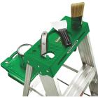 Werner 4 Ft. Aluminum Step Ladder with 225 Lb. Load Capacity Type II Ladder Rating Image 2