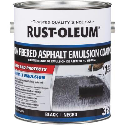 Rust-Oleum 380 1 Gal. Non-Fibered Asphalt Emulsion Coating