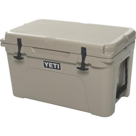 Yeti Tundra 45, 28-Can Cooler, Tan