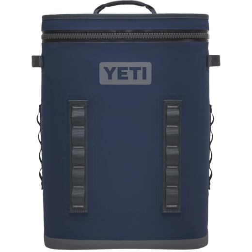 Yeti Hopper BackFlip 24 20-Can Soft-Side Cooler, Navy